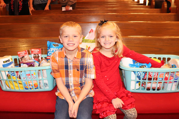 Blessing Boxes - Children