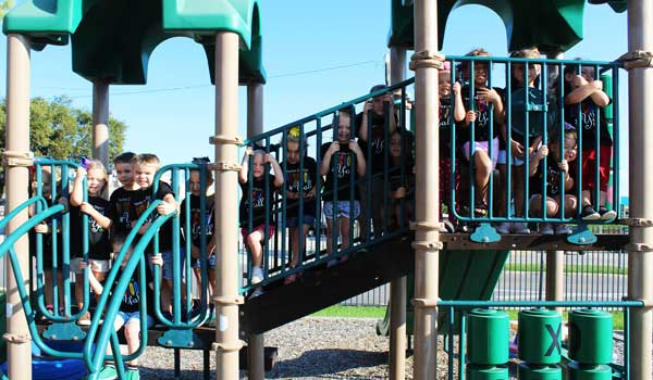 Parents Day Out Playground Valley View Texas